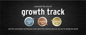 RLC Growth Track Sign-up